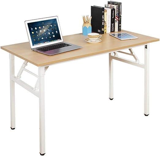 Need Mesa Plegable 120x60cm Mesa de Ordenador Escritorio de ...