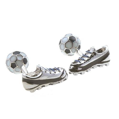 mrcuff balón de fútbol & Zapatillas zapatos par Gemelos en una ...