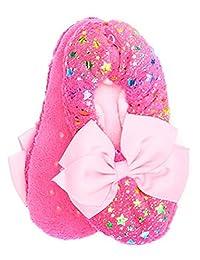 Nick Jr JoJo Siwa Girls Slipper Socks Sparkly Babba Slippers