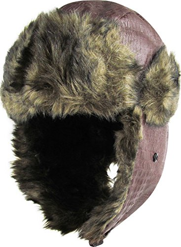 KBETHOS Winter Trooper Trapper Hunting Hat Aviator Winter Cap - Buy Online  in UAE.  4bf7ff503d42