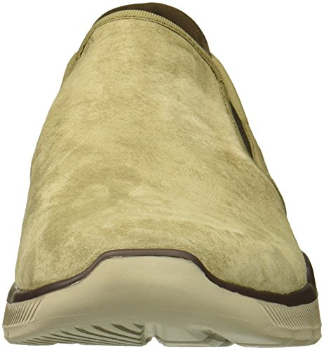 Uomo Equalizer Sneaker Brn Skechers 3 Marrone Infilare Brown 0 Substic Yd6px