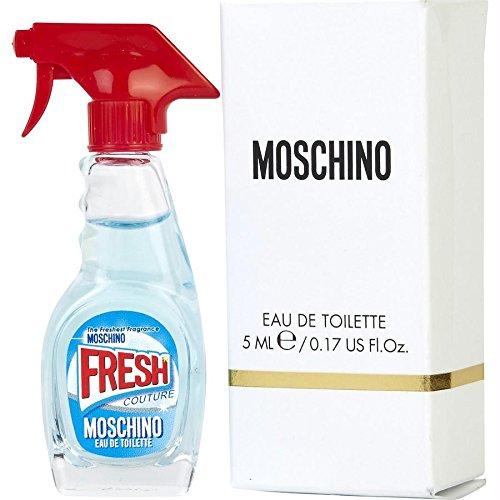 Moschino Fresh Couture Eau de Toilette 0.2oz (5ml) (Moschino Mandarin Perfume)