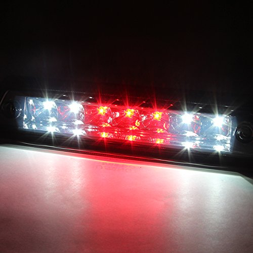 Xtune 2009-2014 F-150 Black LED 3rd Brake Light w//LED Cargo Performance Light 2010 2011 2012 2013
