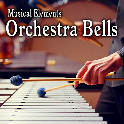 Orchestra Bells Play a Long Muted Music Box Accent