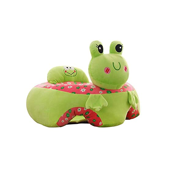 Amazon.com: Younar Cute Baby Sofa Chair Animal Shaped Support Seat Sofa for Baby Boys and Girls Sitting Learning: Kitchen & Dining
