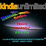 TEACH YOURSELF DELTA (The MENTAL MAGIC series Book 6)