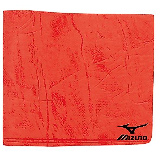 MIZUNO(ミズノ) スイムタオル レッド 85ZT75062