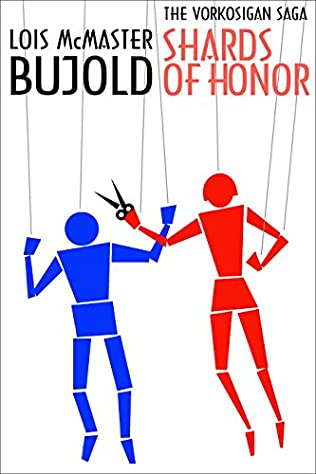 book cover of Shards of Honor