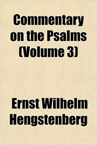 Commentary on the Psalms (Volume 3)