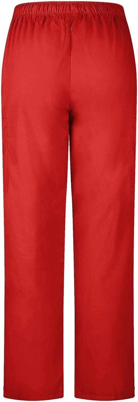 Ensemble m/édical pour femmes haut et pantalon cargo MedPro