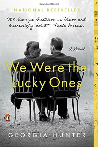 We Were the Lucky Ones: A Novel cover