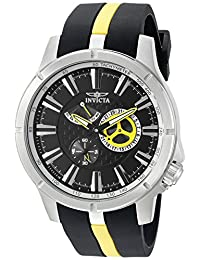 Invicta Men's 20332SYB S1 Rally Analog Display Quartz Two Tone Watch