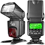 Altura Photo AP-N1001 Speedlite Flash for Nikon DSLR Camera with Auto-Focus, I-TTL, Wireless Trigger Slave Function
