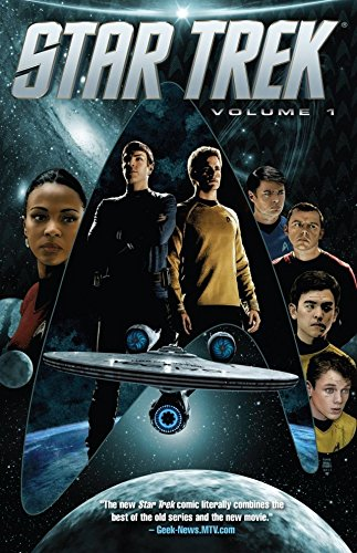 Pdf Science Fiction Star Trek (2011-2016) Vol. 1