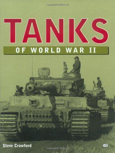 Download Tanks of World War II pdf epub