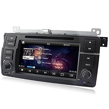 Iauch Win CE 6.0, Cortex-A9, 256 MB RAM 7 pulgadas BMW GPS coche ...