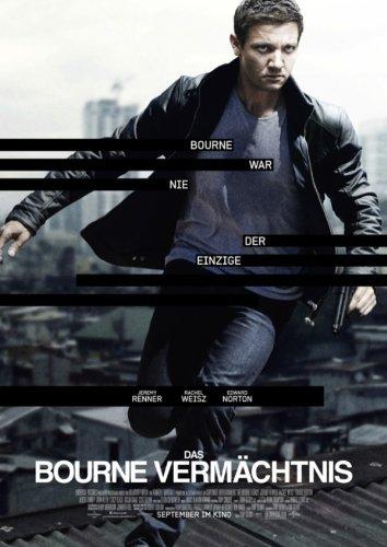 Das Bourne Vermächtnis Film