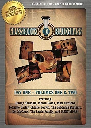 - Country's Family Reunion: Grassroots to Bluegrass Vol 1 & 2