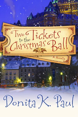 Two Tickets to the Christmas Ball: A (Ball Ticket)
