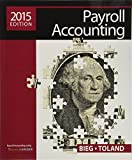 img - for Payroll Accounting 2015 (with Cengage Learning's Online General Ledger, 2 terms (12 months) Printed Access Card) book / textbook / text book