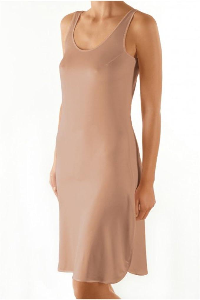 Elegance Unterkleid 90 cm mit Breiten Tr/ägern 46 Schwarz Nina von C