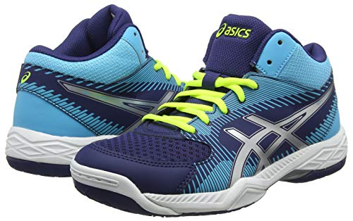 Indigo task Argent Gel Pour De Chaussures bleu 400 Femmes Asics Bleu Volleyball qzx4nwOR