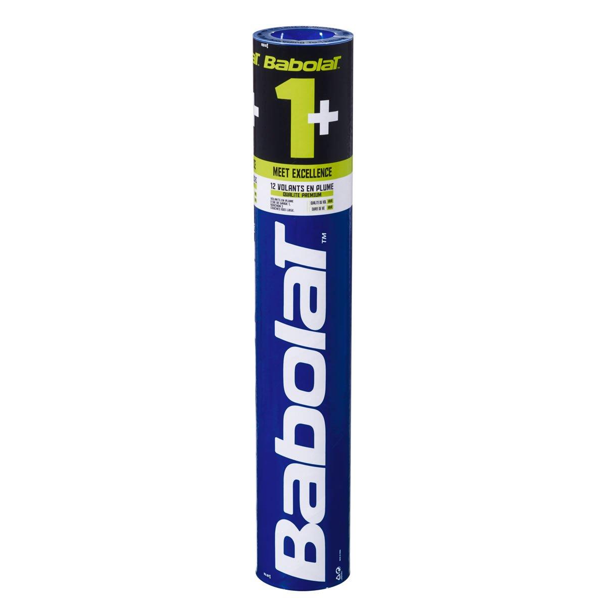 Babolat Naturfederball Feather 1 H/öchste Qualit/ätsstufe