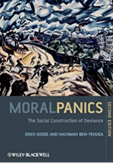 Folk Devils and Moral Panics: Volume 9 (Routledge Classics)