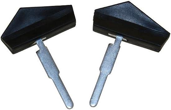 2x Zündschlüssel Zündapp Hercules Kreidler Puch Mofa Moped Mokick Schlüssel Schlüsselrohling Auto