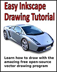 I use Inkscape every day. In this book I teach you, in a logical step-by-step fashion, how to use this powerful application to create your own beautiful graphics. Inkscape is being used for creating web comic strips, childrens book covers and...