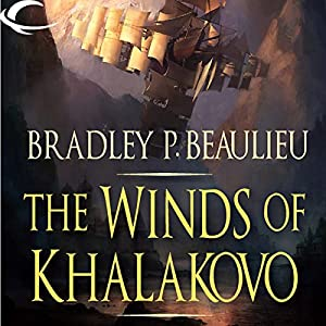 The Winds of Khalakovo Audiobook