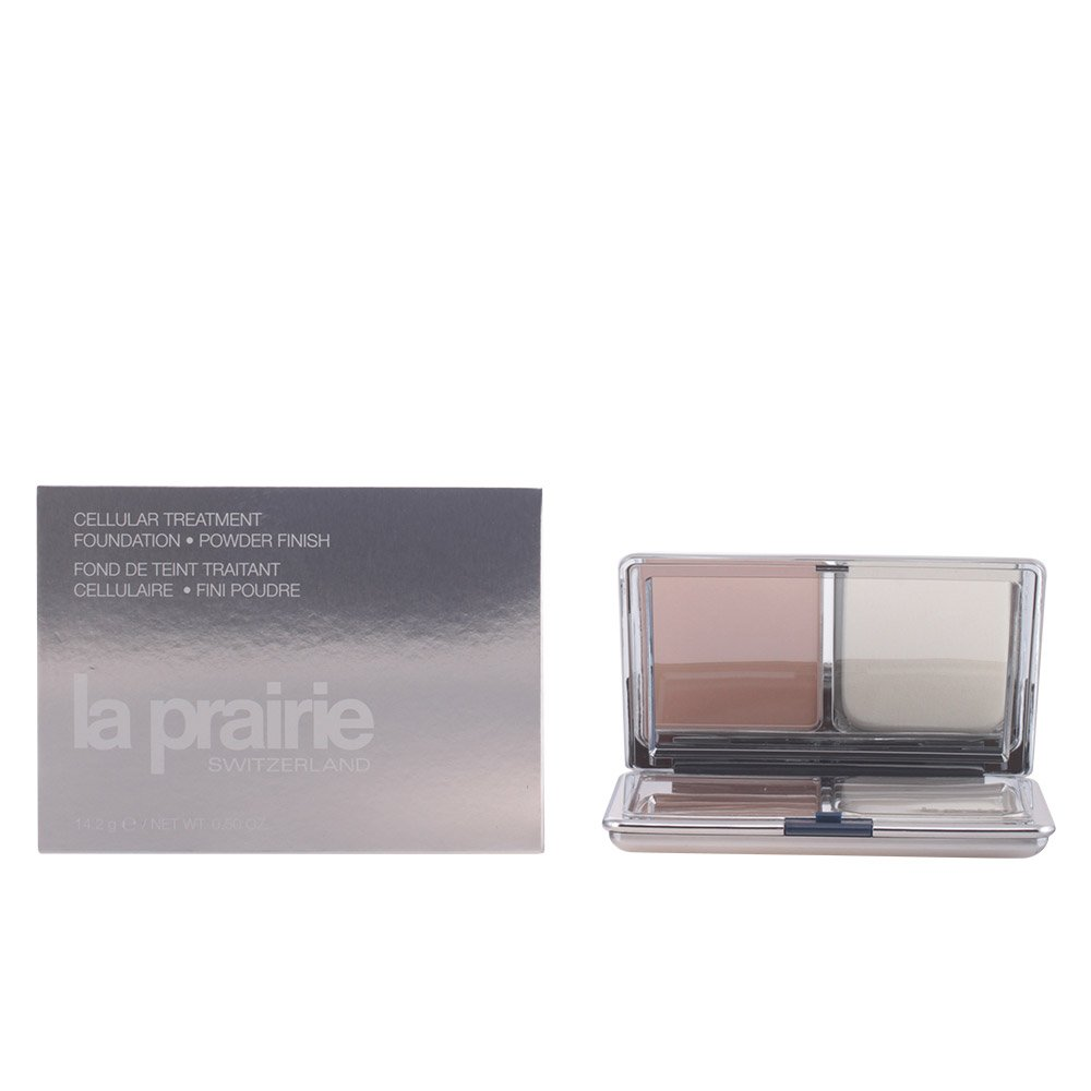 LA PRAIRIE ZELLULAR-Behandlung Foundation Puder Finish #b. blond 14.2 gr 16953 LPR18661