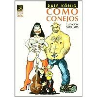 Como conejos/ Like Rabbits (Spanish Edition)