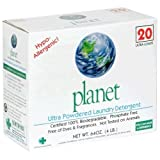 PLANET LAUNDRY PWD ULTRA, 64 OZ