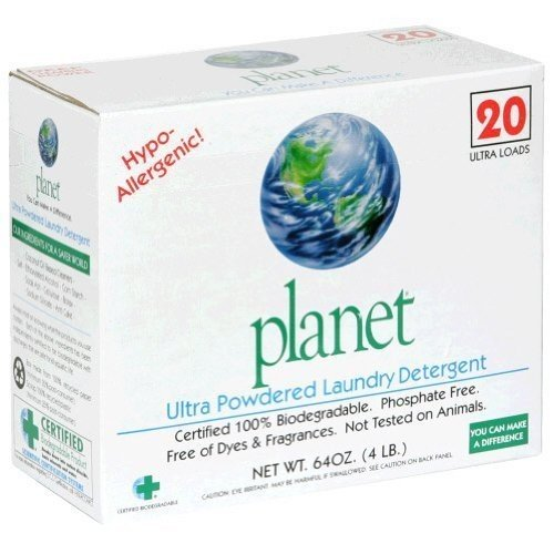 PLANET LAUNDRY PWD ULTRA, 64 OZ by Planet