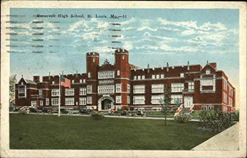 Grover Cleveland High School St Louis Missouri Mo Original