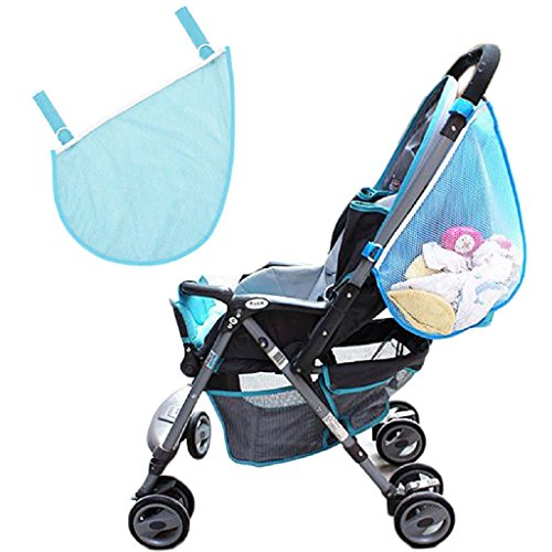FEITONG Baby New Stroller Pushchairs Pram Basket Toys Diaper Net Mesh Storage
