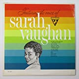 Featuring The Voice Of Sarah Vaughan