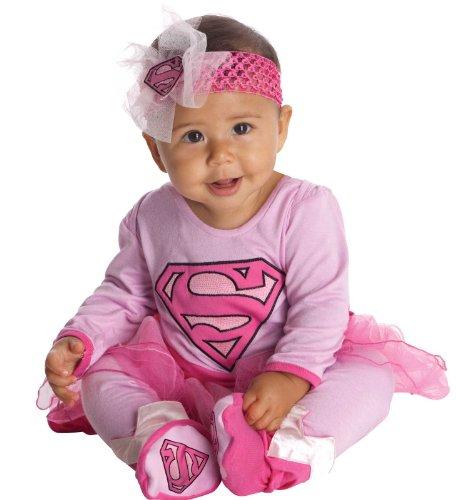 Supergirl Onesie Costume - Infant ()