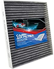 Bi-Trust CF10743 Cabin Air Filter,Compatible with Chrysler Town & Country 2008-2016 Dodge Grand Caravan 2008-2020,68042866AA