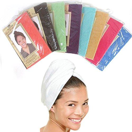 Microfiber Large Towel Turbie Turban