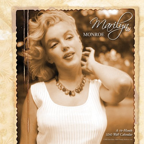 MARILYN MONROE 2010 Wall Calendar by Trends (2009-07-01)