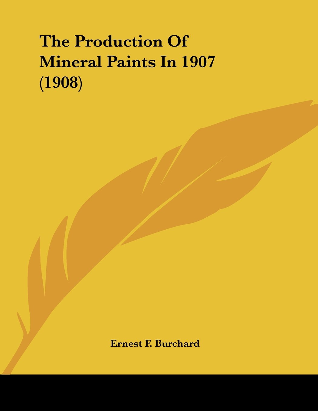 The Production Of Mineral Paints In 1907 (1908) Text fb2 book