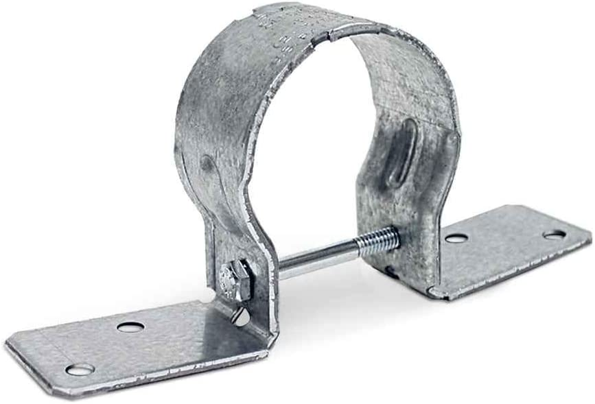 50 Count Simpson Strong-Tie PGT2E-R50 Pipe Grip Tie