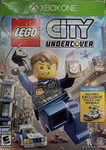 Xbox One Lego City Undercover Walmart Exclusive by Warner Bros