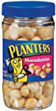 Planters Macadamias Nuts, 6.25 oz (Pack of 4) by Planters