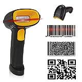 Supermarket POS Mobile Payment Barcode Scanner High Sensitive 1D Barcode 2D QR PDF417 Data Matrix Code Fast Scanning USB Directly Use (BQ-202)
