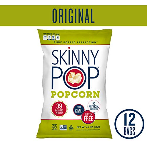 SKINNYPOP Individual Artificial Ingredients Delicious product image