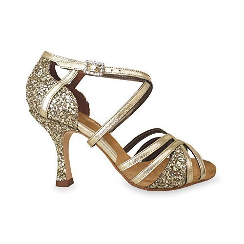 02145163ca2 Zapato de baile de mujer Dernier para salsa, bachata, kizomba y bailes  latinos en