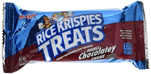 es Treats Double Chocolatey Chunk Treats Twenty 1.3 Ounce Bars ()